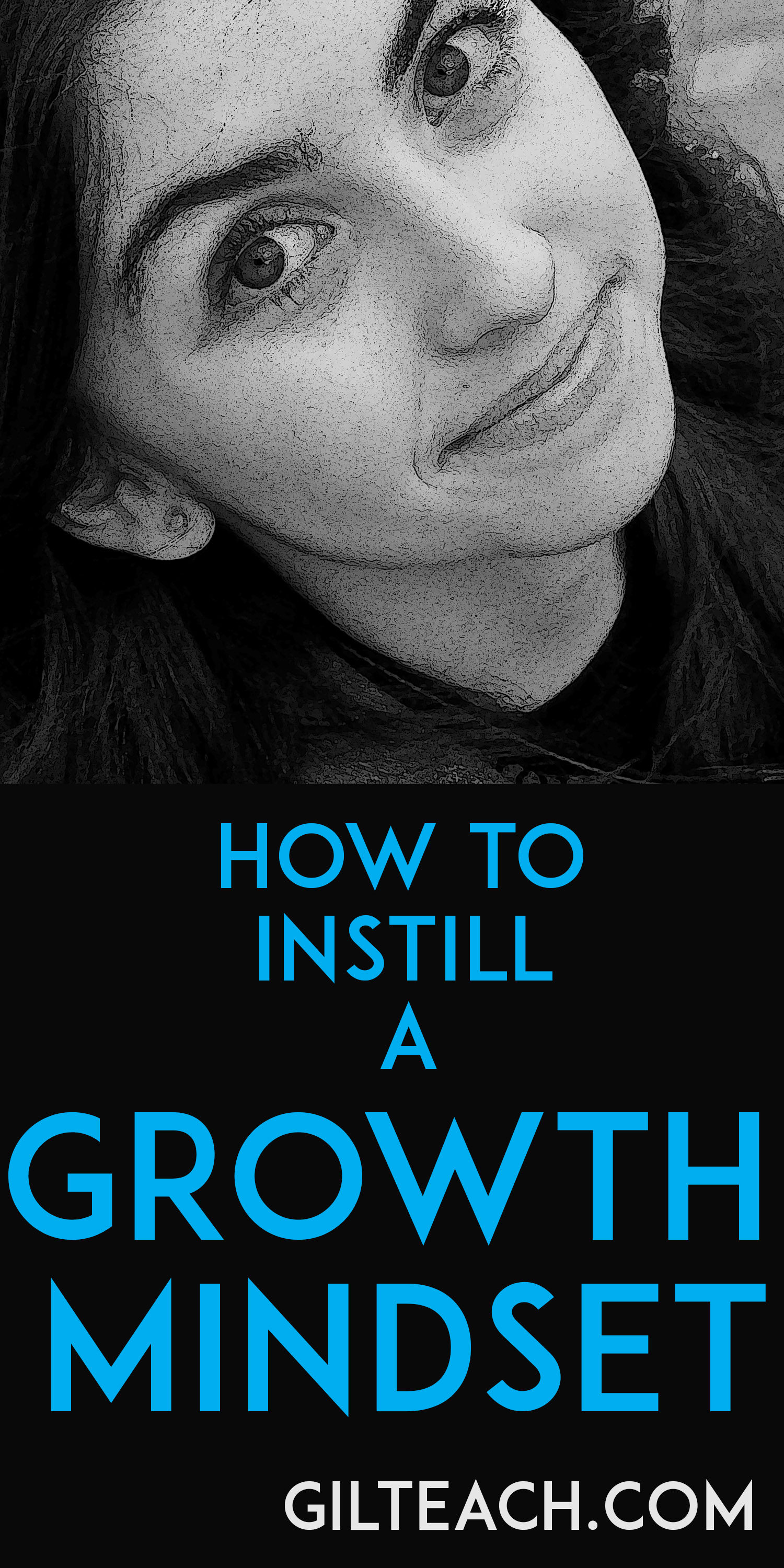 Looking to instill a growth mindset in your middle or high school students. Check out these six key ideas from Christina Gil of TpT store GilTeach.